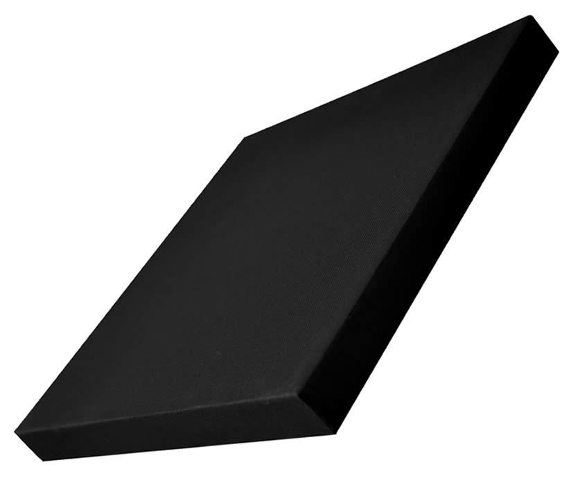 Pannelli fonoassorbenti per interni rivestiti in fibra - Pannelli fonoassorbenti per interni ...