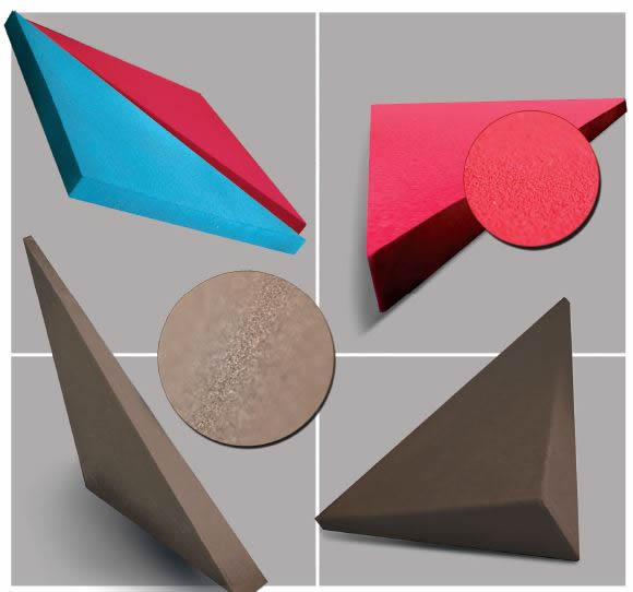 Pannelli fonoassorbenti per interni geometry line bosco - Pannelli fonoassorbenti per interni ...