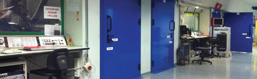 Porte fonoisolanti