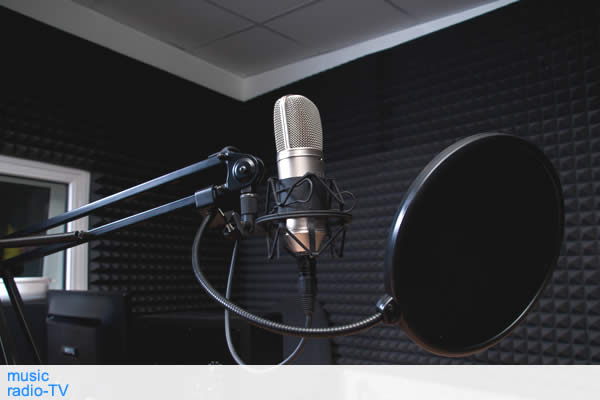 Sound-proofing for Recording rooms, radio, TV and cinemas